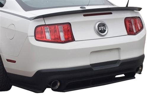 RTR Mustang Rear Valance & Splitter Assembly (10-12)
