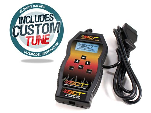 SCT Mustang SF3 Power Flash Tuner (96-14) 3015C