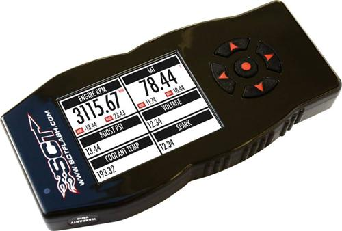 SCT Power Flash X4 Tuner for 05-10 Mustang - SCT Power Flash X4 Tuner for 05-10 Mustang