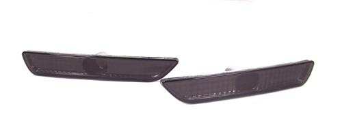 Mustang Smoked Front Bumper Park Lights (11-12)