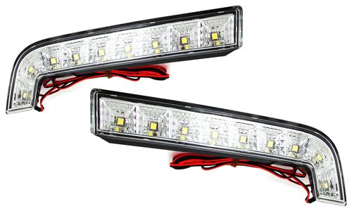 Mustang Led Daytime Running Lights (10-12) GT