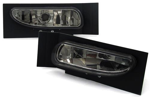 SVE Mustang Fog Lights Smoked (94-98)