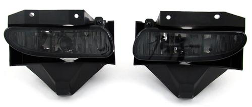 SVE Mustang Fog Lights Smoked (99-04)
