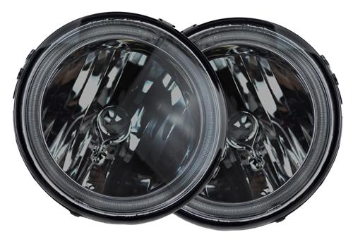 SVE Mustang GT Smoked Halo Fog Lights (05-09)