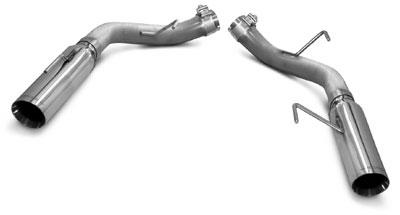 SLP Mustang Loudmouth Axleback (05-10) GT-GT500