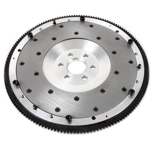 1986-95 Mustang Spec Aluminum Flywheel 0oz for Internally Balanced - Picture of 1986-95 Mustang Spec Aluminum Flywheel 0oz for Internally Balanced