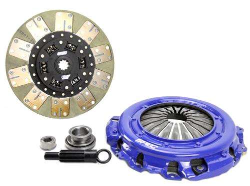 1986-01 Mustang Spec Stage 2 Clutch Torque Rating 567 fits 86-01 V8 and 1996-98 Cobra and 1995 Cobra R 5.8L