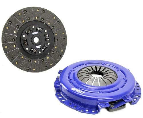 2011Mustang 5.0L Spec Stage 1 Clutch Through 2/11 6 bolt cover Torque Rating 550 also fits 11-13 V6 - Picture of 2011Mustang 5.0L Spec Stage 1 Clutch Through 2/11 6 bolt cover Torque Rating 550 also fits 11-13 V6