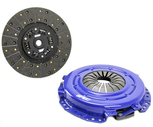 2011-13 Mustang Spec Stage 1 Clutch Torque Rating 550 fits from 3/11 GT, Boss 9 bolt Cover - Picture of 2011-13 Mustang Spec Stage 1 Clutch Torque Rating 550 fits from 3/11 GT, Boss 9 bolt Cover