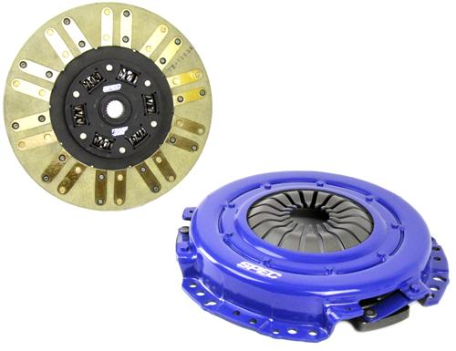 2011-13 Mustang Spec Stage 2 Clutch Torque Rating 630 fits from 3/11 GT, Boss 9 bolt Cover - Picture of 2011-13 Mustang Spec Stage 2 Clutch Torque Rating 630 fits from 3/11 GT, Boss 9 bolt Cover