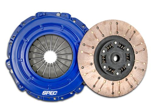 2011Mustang 5.0L Spec Stage 3 Clutch Through 2/11 6 bolt cover Torque Rating 755 also fits 11-13 V6 - Picture of 2011Mustang 5.0L Spec Stage 3 Clutch Through 2/11 6 bolt cover Torque Rating 755 also fits 11-13 V6
