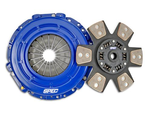2011-13 Mustang Spec Stage 3 Clutch Torque Rating 755 fits from 3/11 GT, Boss 9 bolt Cover