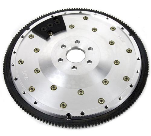 1986-1995 Mustans Spec Aluminum Flywheel 28oz - Picture of 1986-1995 Mustans Spec Aluminum Flywheel 28oz