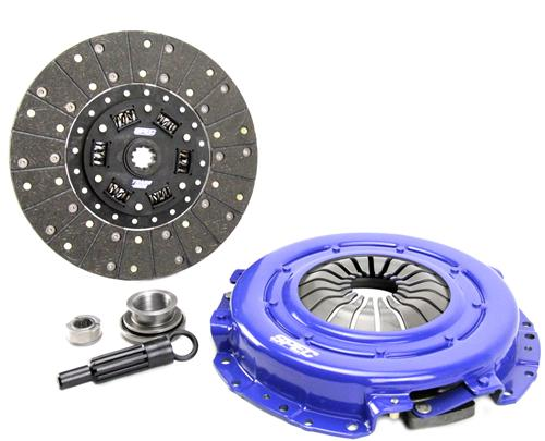 1999-2004 Mustang Spec Stage 1 Clutch Torque Rating 510 fits 99-04 Cobra, Mach and 2001-04 GT from 2/1/1