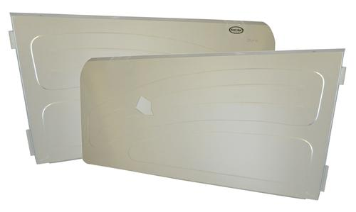 Mustang Natural Aluminum Door Panels (94-04)