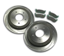 SSBC F-150 SVT Lightning Rear Short Stop Brake Kit (99-04)