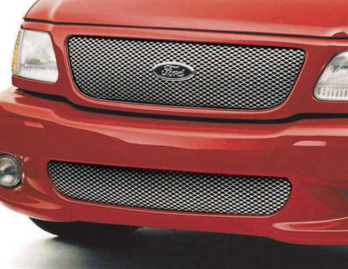 Street Scene F-150 SVT Lightning Upper & Lower Speed Grille Kit (99-00)