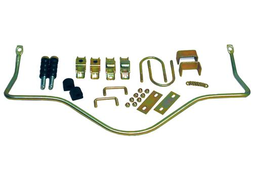 Steeda Mustang Adjustable Swaybar Kit (79-04)