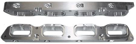 Steeda Mustang 4.6L Billet Charge Motion Delete Plates (05-08) 5553125
