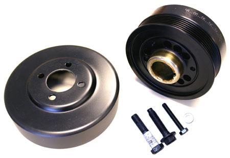 Steeda Mustang GT 4.6L 3V Underdrive Pulley Kit (05-10) 5553305