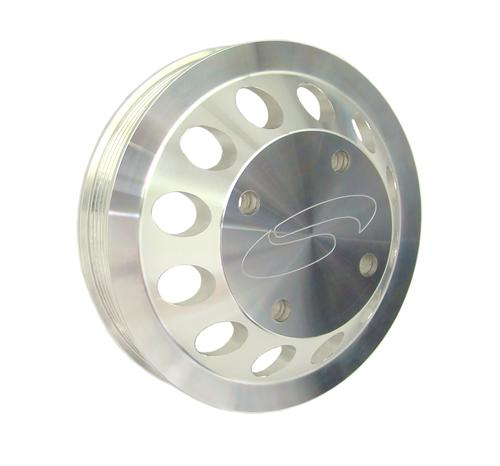 Steeda Mustang Billet Water Pump Pulley (11-14) 5553362