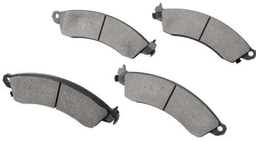 94-04 MUSTANG COBRA FRONT STOPTECH STREET PERFORMANCE BRAKE PADS   - Picture of 94-04 MUSTANG COBRA FRONT STOPTECH STREET PERFORMANCE BRAKE PADS