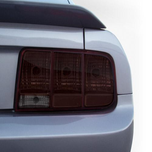 SVE Mustang Smoked Tail Light Tint (05-09) - SVE Mustang Taillight Tint 05-09