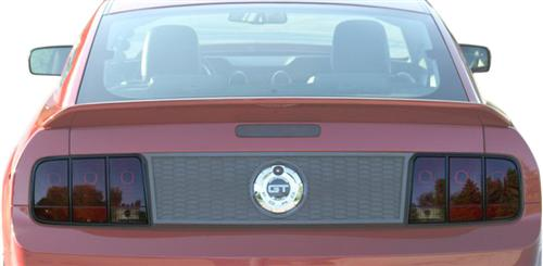 Mustang SVE Smoked Tail Light Tint (05-09)  - Picture of Mustang SVE Smoked Tail Light Tint (05-09)