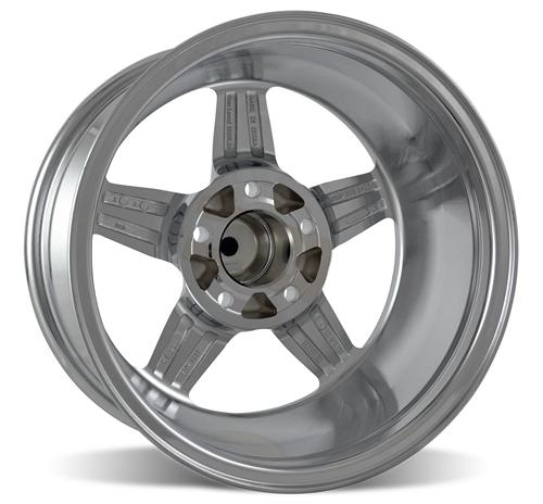 SVE Mustang Drag Wheel 15X10 Chrome (05-14)