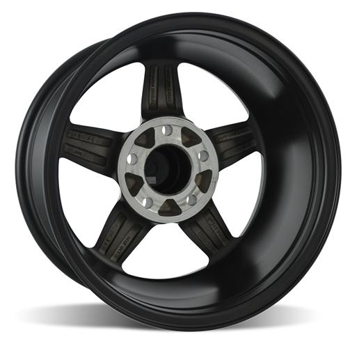 SVE Mustang Drag Wheel 15X10 Gloss Black (94-04)