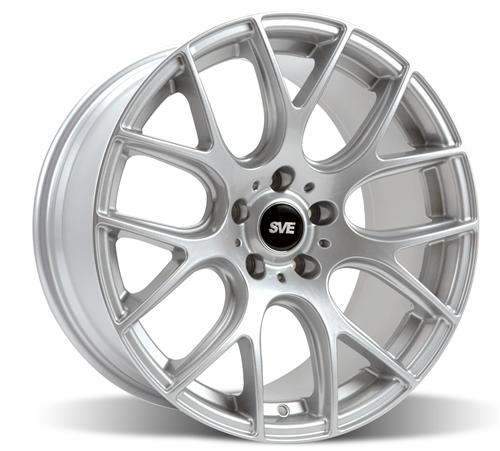SVE Mustang Drift Wheel 18x9  Silver (94-04)