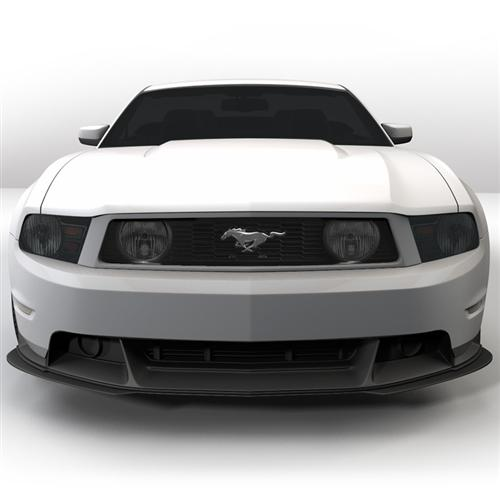Mustang Smoked Fog Light Tint (10-12) GT - Picture of Mustang Smoked Fog Light Tint (10-12) GT