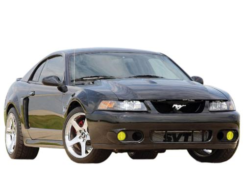 Yellow Fog Light Tint (03-04) Cobra