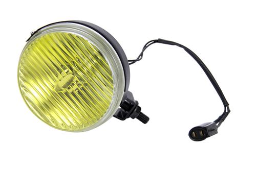 Mustang Yellow Fog Light Tint (87-93) GT - Picture of Mustang Yellow Fog Light Tint (87-93) GT