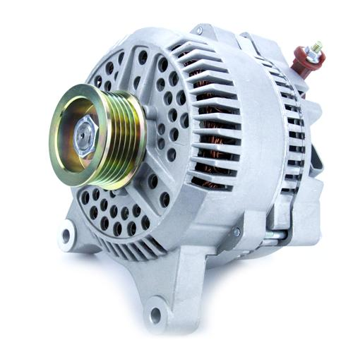 1996-98 Mustang GT SVE 130 Amp Alternator - Picture of 1996-98 Mustang GT SVE 130 Amp Alternator