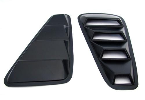 Mustang SVE Quarter Window Louvers (05-09)