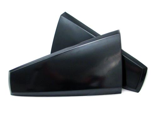 Mustang SVE Quarter Window Scoops (05-09)
