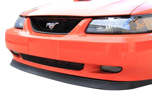 SVE Mustang Billet Lower Grille Black (99-04) - SVE Mustang Billet Lower Grille Black (99-04)