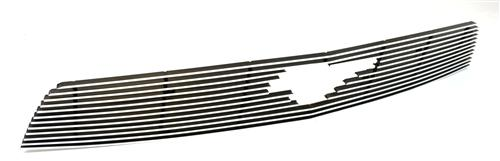 Mustang V6 Polished Billet Grille (10-12)