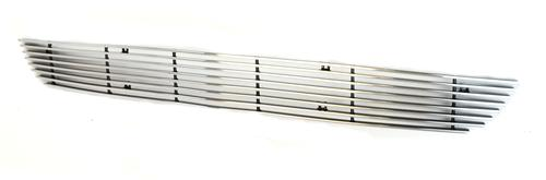 Mustang V6 Polished Lower Billet Grille (10-12)