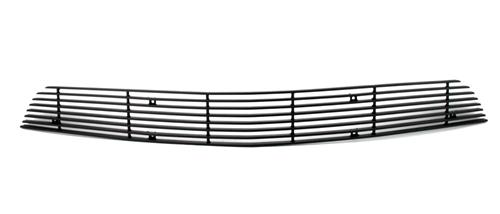 SVE Mustang Lower Billet Grille Black (10-12) V6 - Picture of SVE Mustang Lower Billet Grille Black (10-12) V6