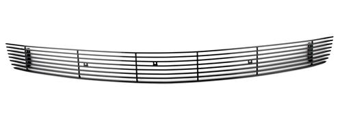 SVE Mustang Lower Billet Grille Black (05-09) GT-V6 - Picture of SVE Mustang Lower Billet Grille Black (05-09) GT-V6