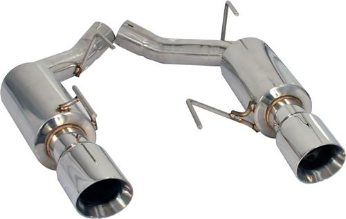 Mustang SVE Axle Back Exhaust Kit (05-10) GT-GT500