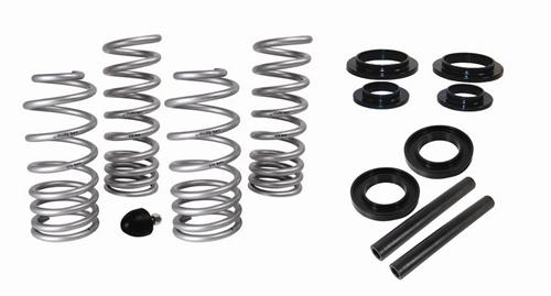 SVE Mustang Lowering Springs & Spring Isolators (79-04)