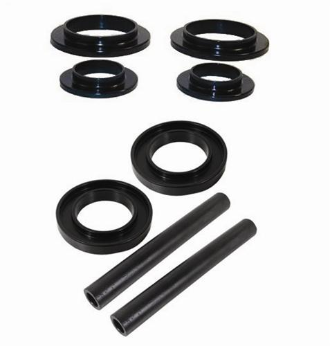 SVE Mustang Lowering Springs with Spring Isolators (79-04)