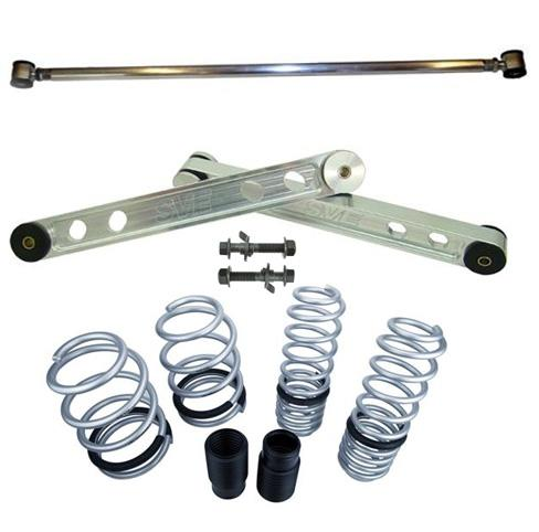 2011-14 Mustang Suspension Pak   This Is A Handling Pack for 11-14 Coupe And Convertible. Consists Of:  Sve-5300B, Jm-23737, Sve-5649A, Eib-581260K