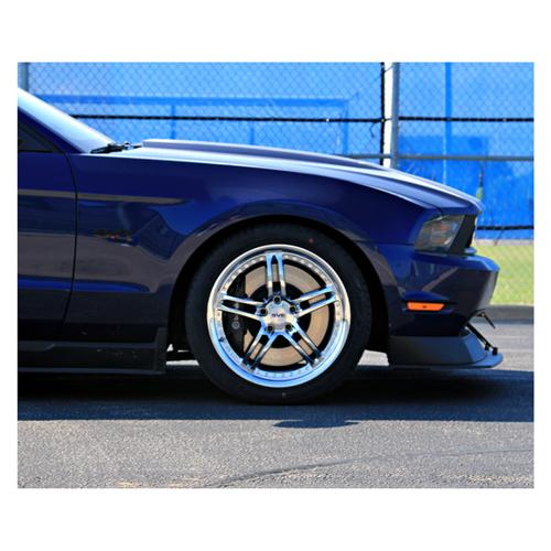 "SVE Mustang Series 2 Wheel - 19x10"" Chrome (05-14) - SVE Mustang Series 2 Wheel - 19x10"" Chrome (05-14)"