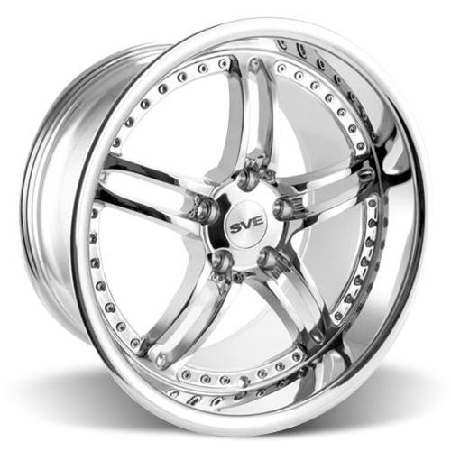 "SVE Mustang Series 2 Wheel - 19x10"" Chrome (05-15)"