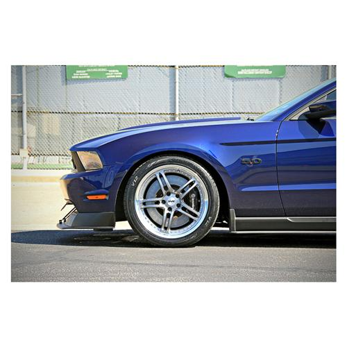 "SVE Mustang Series 2 Wheel - 19x9"" Gun Metal w/ Polished Lip (05-14) - SVE Mustang Series 2 Wheel - 19x9"" Gun Metal w/ Polished Lip (05-14)"