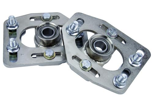 SVE Mustang Adjustable Camber Caster Plates (79-89) - Picture of SVE Mustang Adjustable Camber Caster Plates (79-89)